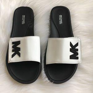 Michael Kors pool shoes.       NWOT